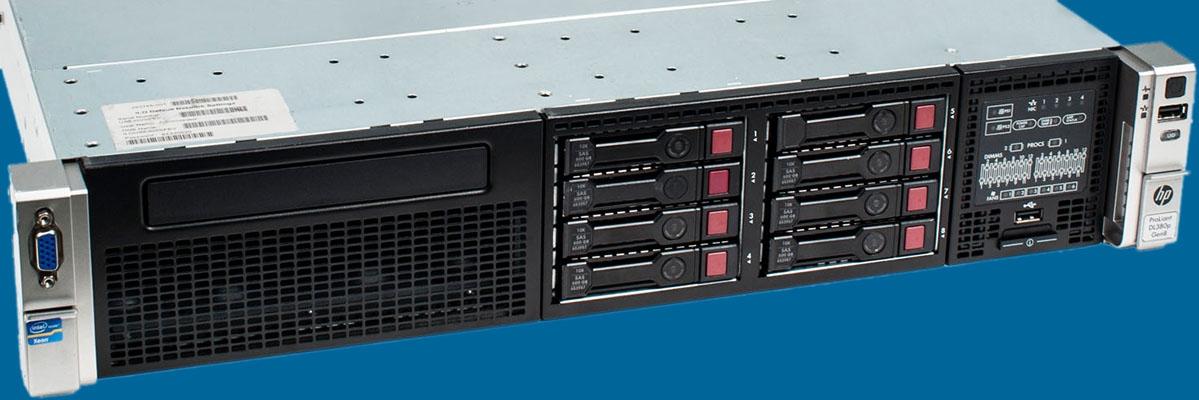 HP Rackmount Servers