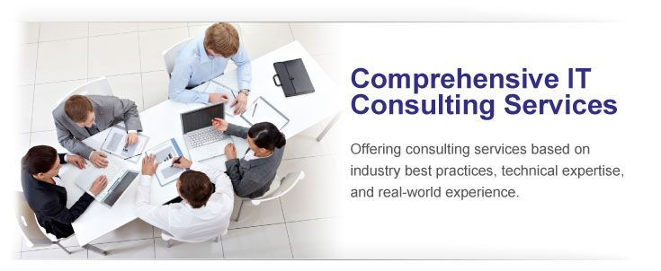 Comprehensive IT Consulting from World Data Products