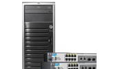 HP proliant rack servers