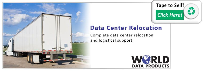 Data Center Relocation Services