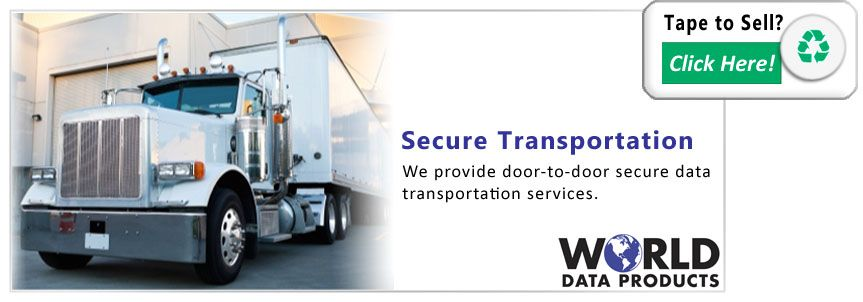 Secure Data Transportation